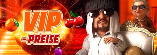 Bob Casino VIP-Preise
